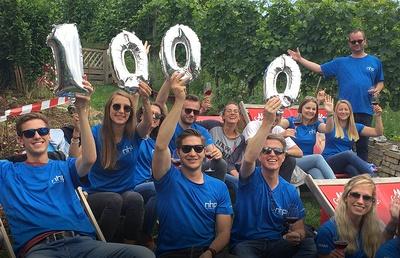 Wir bedanken uns für 1000 Facebook-Likes!