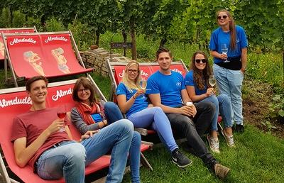 Betriebsausflug 2018 #Riegersburg #Prost