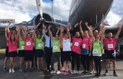 Airportrun Salzburg 2017: Wir waren dabei!
