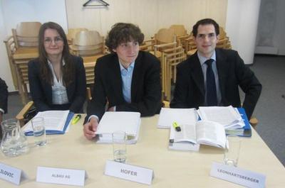 NHP-Team erfolgreich beim Vergaberechts-Moot Court der WU Wien