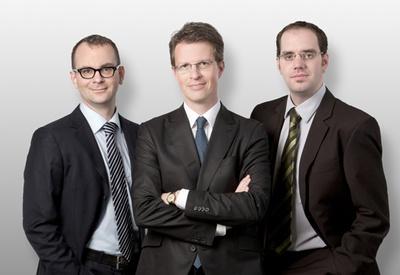 Niederhuber & Partner erfolgreich bei Advocatus Clients' Award 2013