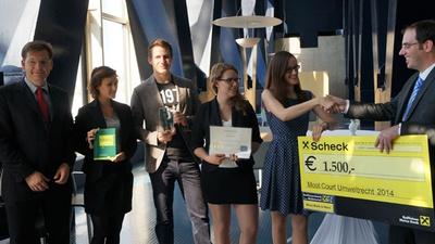 Grazer siegten beim ersten Umweltrecht-Moot-Court