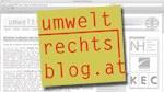 Benjamin Schlatter schreibt auf www.umweltrechtsblog.at