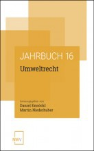 Jahrbuch Umweltrecht 2016 im NWV-Verlag erschienen!