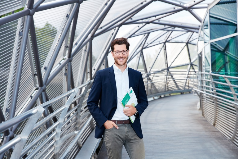 Der Gewinner des heurigen NHP Dissertations-Stipendiums kommt von der Uni Graz