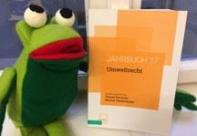 Jahrbuch Umweltrecht 2017 im NWV-Verlag erschienen!
