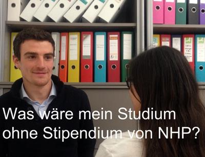 AUSSCHREIBUNG 2017: Niederhuber & Partner vergibt 2. Dissertations-Stipendium