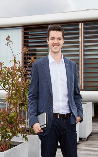 Dissertations-Stipendium von Niederhuber & Partner Rechtsanwälte geht dieses Jahr an Dominik Geringer