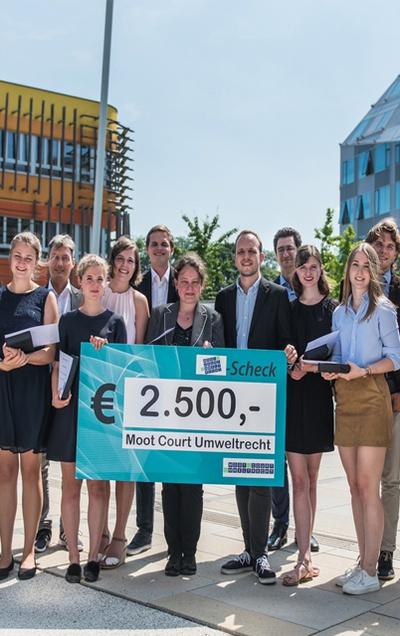 Moot Court Umweltrecht 2019: Universität Graz und Universität Innsbruck ex aequo-Sieger