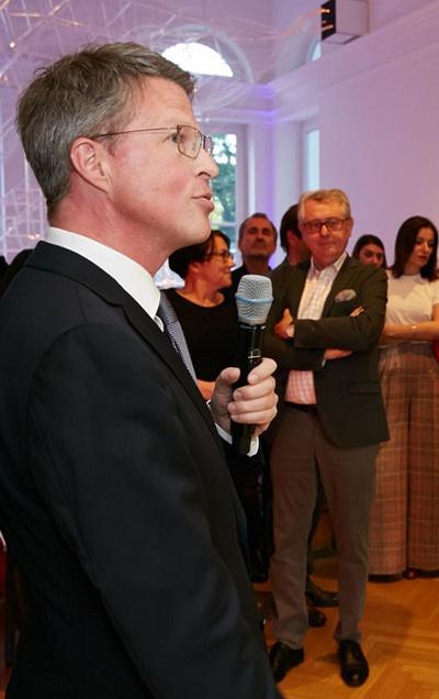 Open House im neuen Wiener Kanzleistandort von Niederhuber & Partner