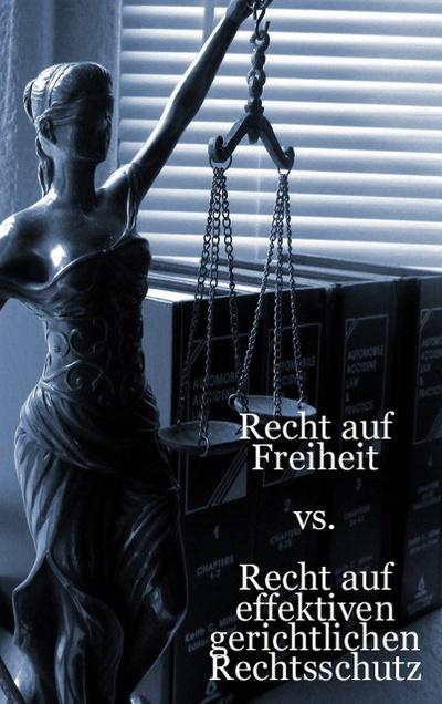 Neuer Beitrag am Umweltrechtsblog: Das Recht auf Freiheit überwiegt das Recht der Bürger auf effektiven gerichtlichen Rechtsschutz