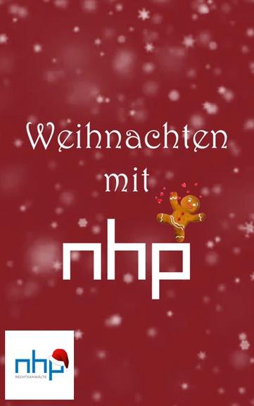 NHP in Weihnachtsstimmung:   Am 1.12. beginnt das NHP-Weihnachts-gewinnspiel auf Instagram