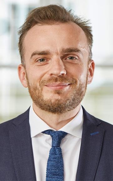 """Vom studentischen Mitarbeiter zum """"Rising Star"""" - Langjähriger NHP-Jurist David Suchanek (36) wird Equity Partner bei Niederhuber & Partner"""