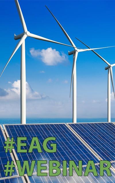 Webinar: Das Erneuerbaren Ausbau Gesetz - Ökostromförderung NEU: Was kommt auf die Branche zu? am 22.10.2020