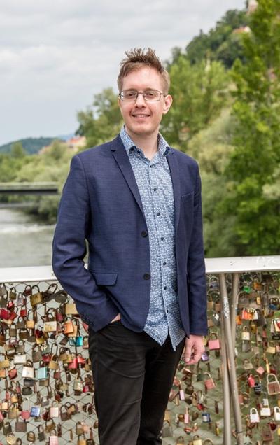 David Schneeberger gewinnt 2020 das Dissertationsstipendium von Niederhuber & Partner
