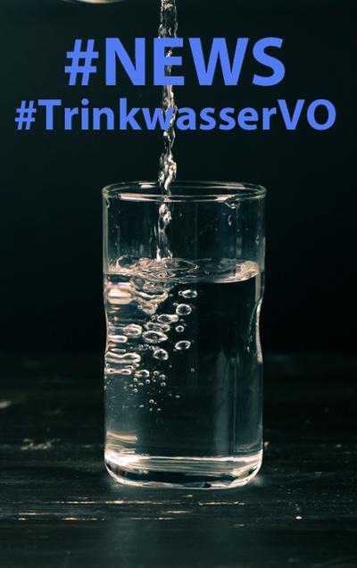 Neue EU-Trinkwasserrichtlinie seit 12.1.2021 in Kraft